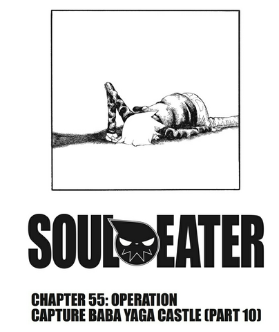 File:Soul Eater Chapter 55 - Cover.png