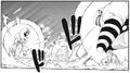 Soul Eater Chapter 102 - Soul Protect Bullets encase Clowns