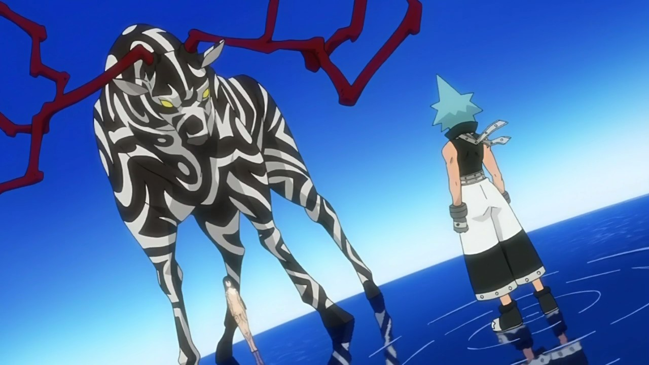 Soul Eater Black Star Soul Resonance
