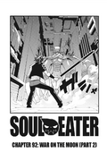 Soul Eater Chapter 92 - Cover (2)