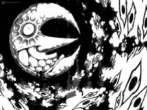 The Moon teeming with Asura's Madness