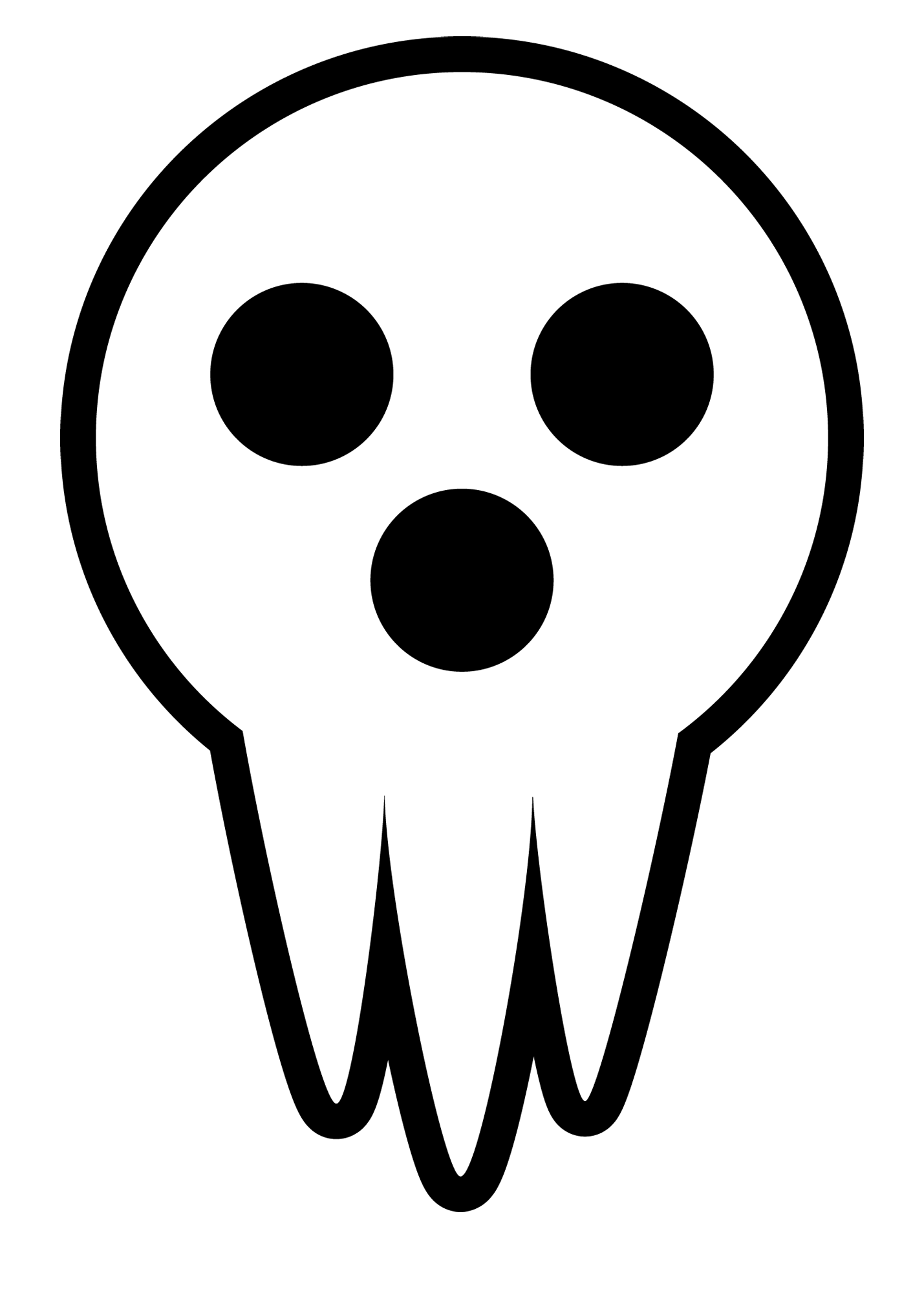 image shinigami s mask by lorddonovan png soul eater wiki