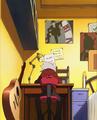 Soul Eater Episode 14 SD - Soul's bedroom 1