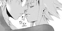 Soul Eater Chapter 15 - Medusa leans in for a kiss
