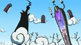 Soul Eater Episode 3 HD - Death speaks with Kid in Death Room