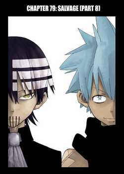Soul Eater Chapter 79 - Cover