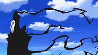 Soul Eater Episode 15 - Kid in reaper attire