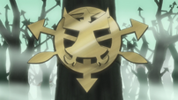 Soul Eater Episode 44 HD - Witch arrow sign 2