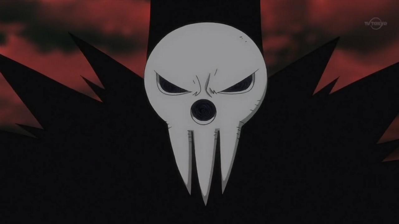 Image - Shinigami Enraged.jpg | Soul Eater Wiki | FANDOM powered ...