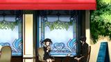 Soul Eater NOT Episode 4 - Death City cafe 3