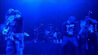 SOULFLY featuring Todd Jones - 'Sodomites' live in Los Angeles