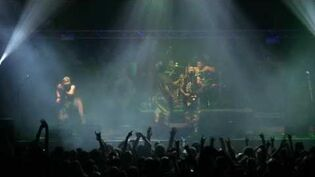 Soulfly - 08 - Mars - Live at Metalmania 2009-03-06 HD