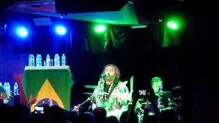 SOULFLY ''Resistance World Scum'' Live@ Manchester Club Academy 2012 (HD)