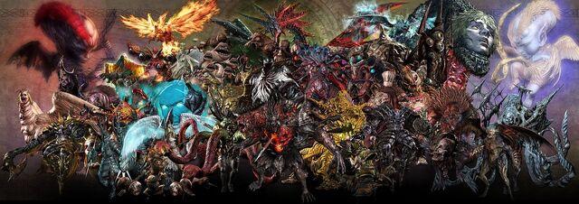 File:Soul Sacrifice Monsters Wallpaper.jpg