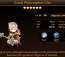 Great Philosopher Diel