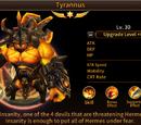 Tyrannus (Awakened)