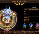 Snow Storm Rania
