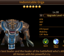 Indomitable Orga