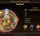 Destructive Archer Cusher