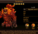 Tyrannus (6 Star)
