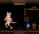 Warlord Shana