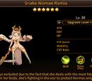 Snake Woman Ramia