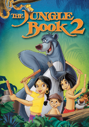 The Jungle Book 2 Cover