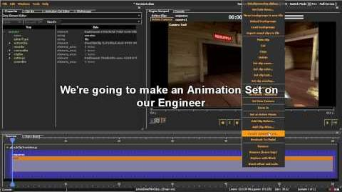 Source Film Maker Tutorial 2 - Animation