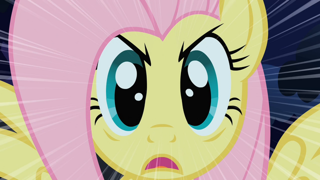 File:Fluttershy Stare.png