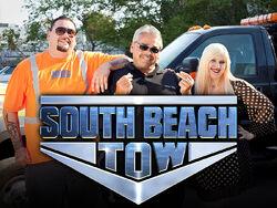 South Beach Tow program logo