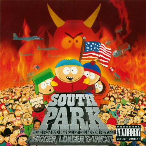 south park bigger longer amp uncutsoundtrack south park