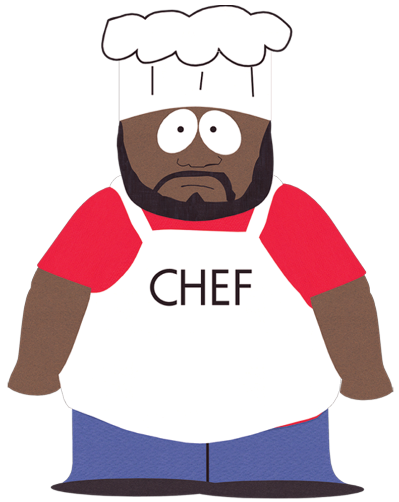 jerome chef mcelroy south park archives fandom powered by wikia. Black Bedroom Furniture Sets. Home Design Ideas