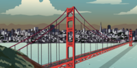 Smuggy San Francisco Town