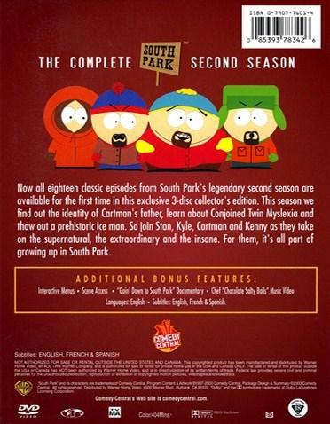 File:South Park Season 2 - Back.png