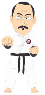 Karate-instructor