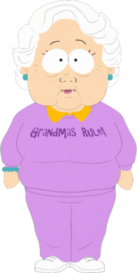 Butters Oma