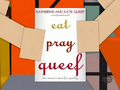 Eat pray queef book