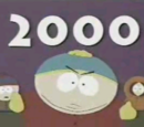 2000 New Year's Countdown