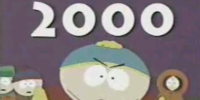 2000 New Year's Countdown