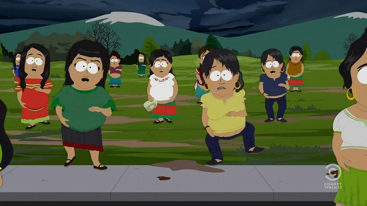 South park single hispanic girls