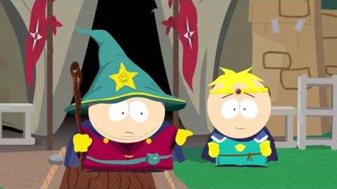 South Park The Stick of Truth - Gameplay Intro