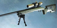 M40 rifle