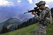 File:220px-ISAF soldier looking for enemy positions in Kunar Province of Afghanistan.jpg