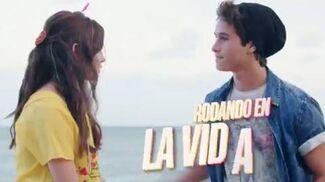 Disney Channel España Soy Luna - Music Promo 'Valiente'