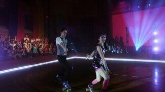 Luna y Matteo en la competencia internacional - Alas