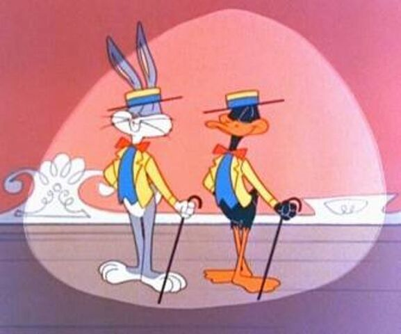 File:Bugs bunny and daffy duck warner bros.jpg