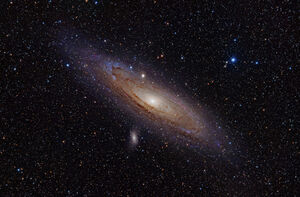 Andromeda Galaxy by Adam Evans