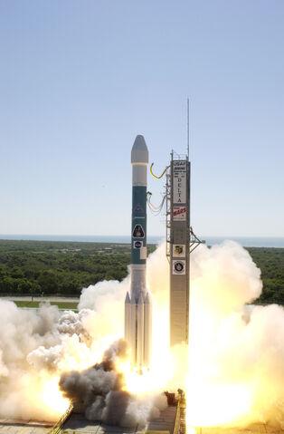 File:2001 Mars Odyssey Launch.jpg