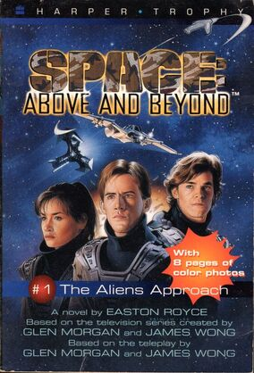 The Aliens Approach cover