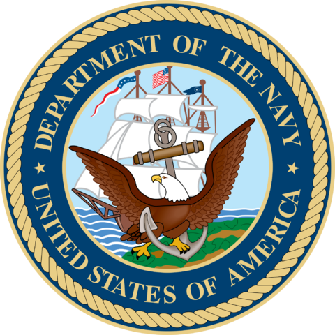 File:Seal of the United States Department of the Navy.png